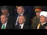Путин  и  Эрдоган  внимательно слушали  Коран