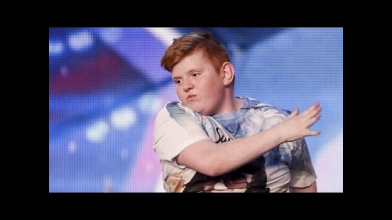 Britain's Got Talent 2015 S09E05 Dylan 16 Year Old Hip Hop Dancer Somehow Moves On