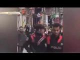 Первое видео с места взрыва в Стамбуле появилось в Сети
