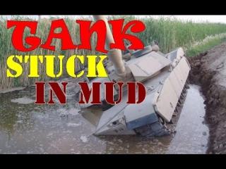 AS TANK STUCK IN MUD | Танки грязи не боятся!