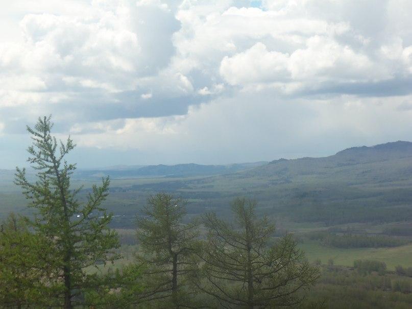 Вид с горы Ауштау (27.05.2015)
