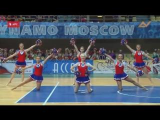 Черлидинг. Чемпионат России 2015. Команда Муссон, Севастополь, взрослые.