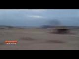 Ирак война - Боевая операция в городе Эр – Рамади уничтожение боевой машины боевиков Игил
