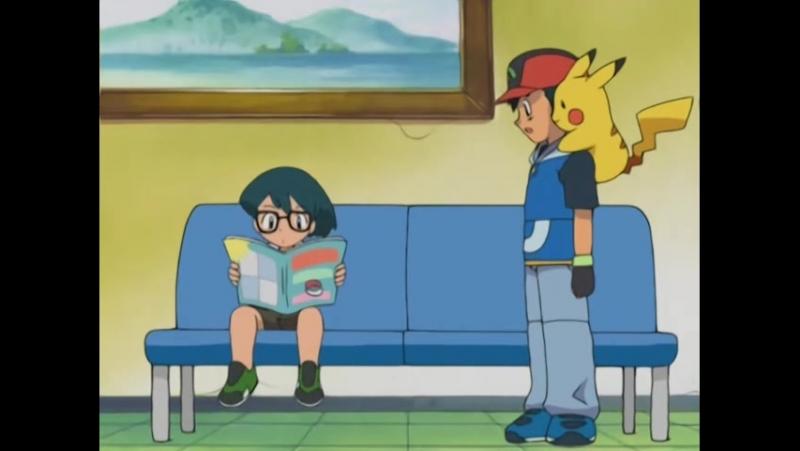 Pokemon 7 сезон Новой вызов: 10 серия Профессиональные мошенники