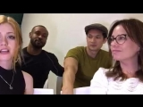 Shadowhunters Live Chat on Periscope