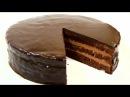 Торт Прага по ГОСТу. Шоколадный торт. Пошаговый рецепт.