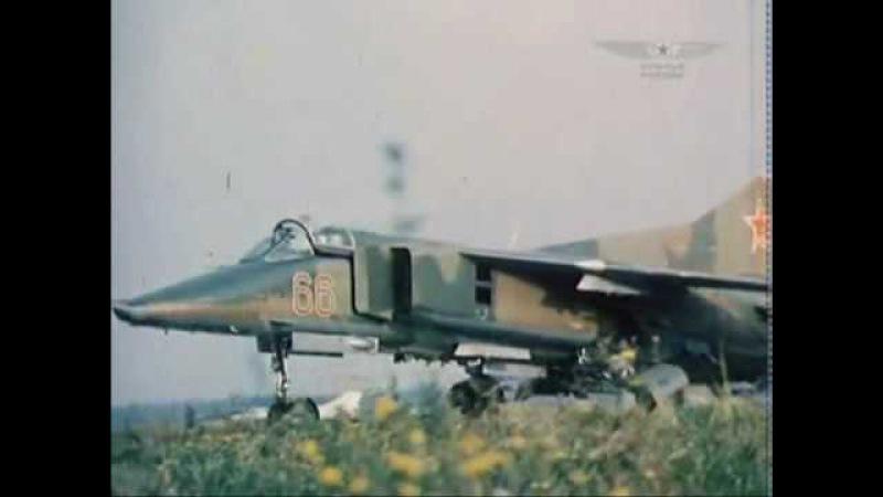 Mig-27 Flogger-D/J (Rare Videos)
