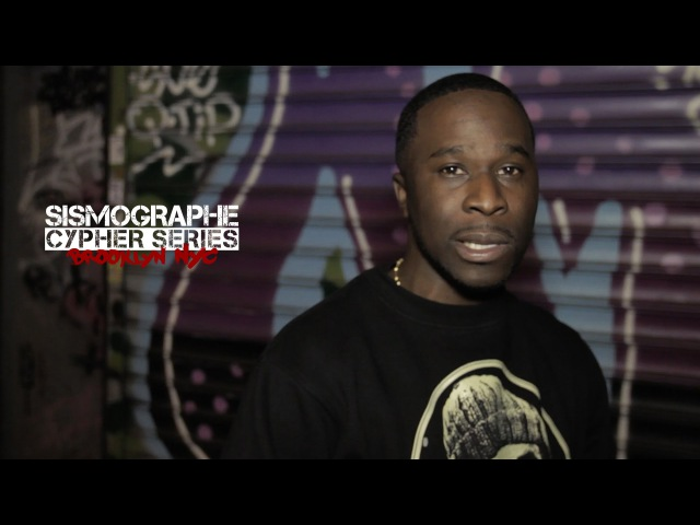 Sismographe Cypher Series 6 : BARZ R US feat Rose Rome / Fel Sweetenberg / Divine da God