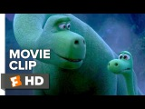Отрывок Хороший динозавр The Good Dinosaur Movie CLIP - Get Through Your Fear (2015) - Pixar Animated Movie HD