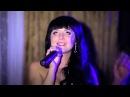 Невеста поёт Люблю . русская версия Lara Fabian - Je t'aime
