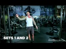Chest Triceps Calves Workout Jim Stoppani's 12 Week Shortcut To Size