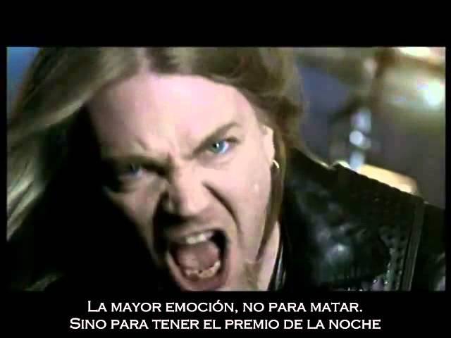 Nightwish Wish I Had An Angel Subtitulada En Español