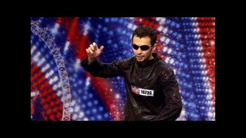 Razy Gogonea Britain's Got Talent 2011 Audition talent