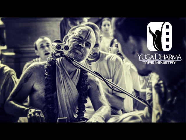 Аиндра Прабху - Киртан Стандарты 4-5 (Yuga-Dharma Tape Ministry)
