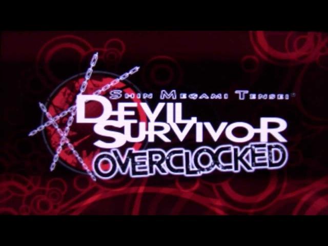 Shin Megami Tensei: Devil Survivor Overclocked Opening