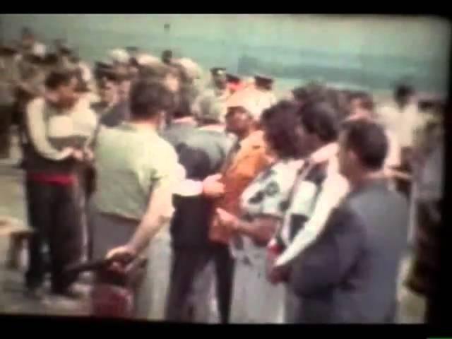 Чемпионат СССР по мотокроссу 1984 Черновцы в цвете