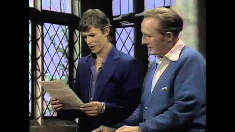 Bing Crosby David Bowie - The Little Drummer Boy (Peace On Earth)