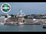Хельсинки. Финляндия. Портовые города. Вокруг Света