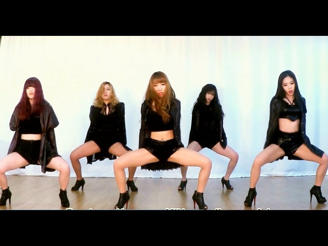 WAVEYA Beyonce Partition choreography by Ari