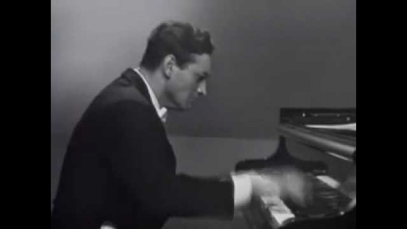 George Cziffra - Liszt Hungarian Rhapsody No.6 in D-flat major