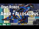 (Friv) Dino Robot Amar Allosaurus Gameplay