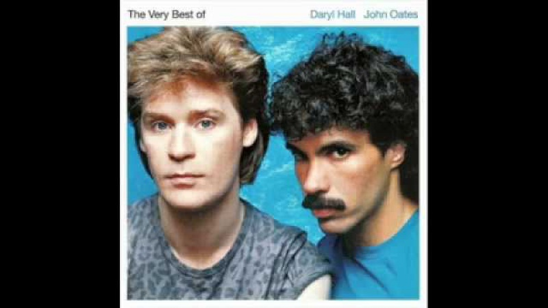 Hall and Oates - Out of Touch