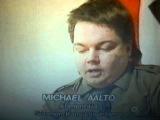 Kai M. Aalto Ajankohtaisessa Kakkosessa 25.2.1992