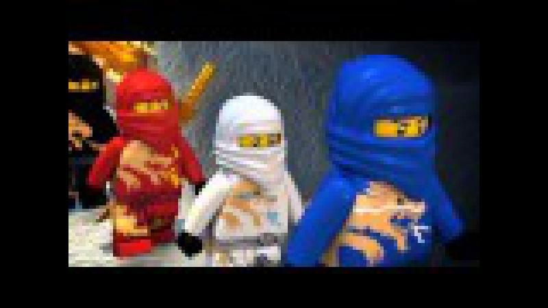 LEGO Ниндзяго Мастера кружитцу Возвращение змей
