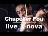 Chapelier Fou - L'eau qui dort Live @ Nova