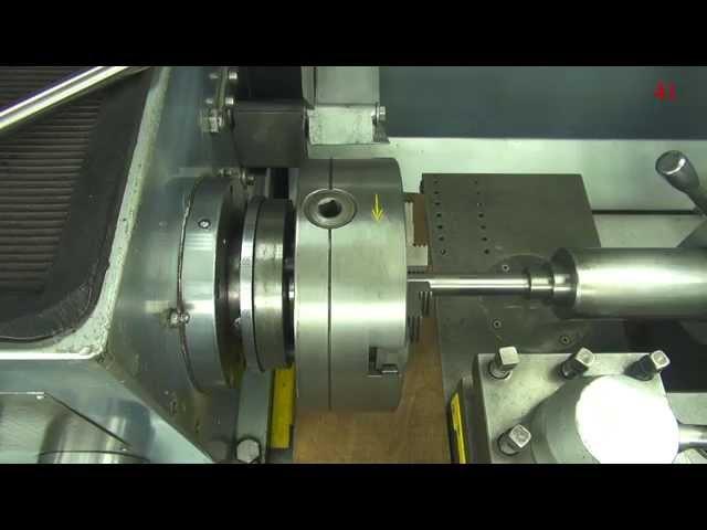 2-2 Установка патрона и проверка точности центрирования -перезагрузка с улучшени...