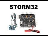 Storm32 configuration &amp 6 points calibration Part 1