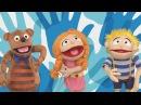 Развивающие и обучающие песни для детей, малышей - Мурашки - Пальчики
