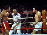 George Foreman vs Muhammad Ali - Oct. 30, 1974 - Entire fight - Rounds 1 - 8 Interview