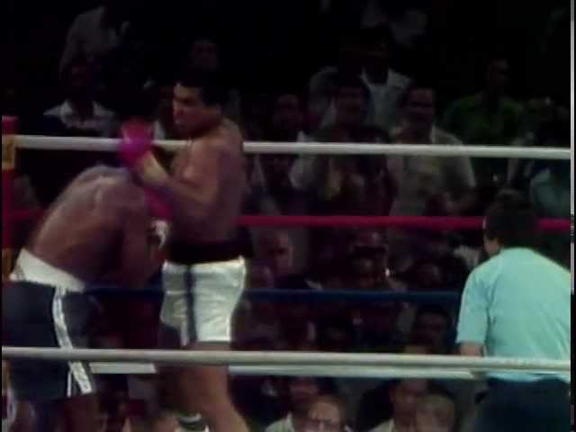 Muhammad Ali vs Joe Frazier 3rd fight Мохаммед Али Джо Фрейзер 3 й бой