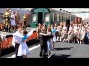 Севастопольский вальс. Ветеран не выдержал и вышел танцевать. Новороссийск 17.04.2015