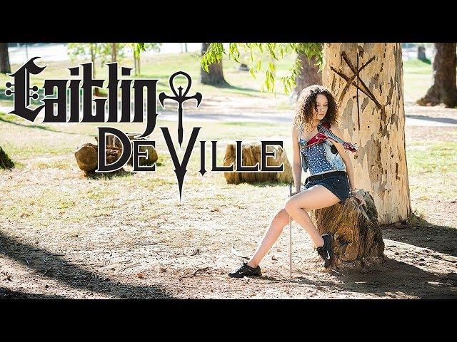 Hula Hoop (OMI) - Electric Violin Cover | Caitlin De Ville