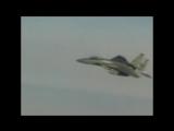 F-16 на хвосте наших ТУ-160 - уникальное видео