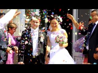 клип свадьба Булат & Ляйсан