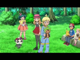 FRT Sora Pokemon the series XY - Season 18 - Episode 01 720p DUB