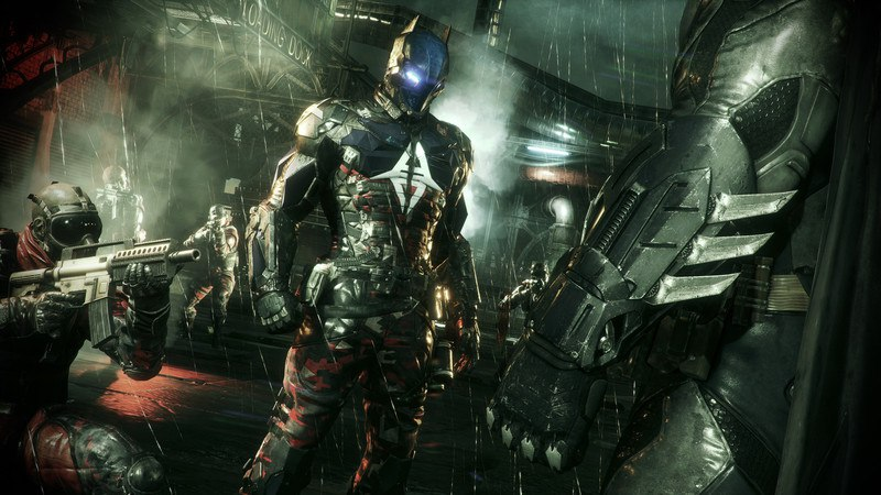 Batman™: Arkham Knight Premium Edition скачать торрент