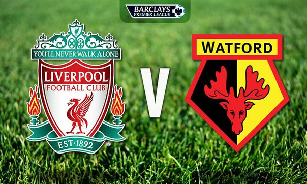 Liverpool vs Watford
