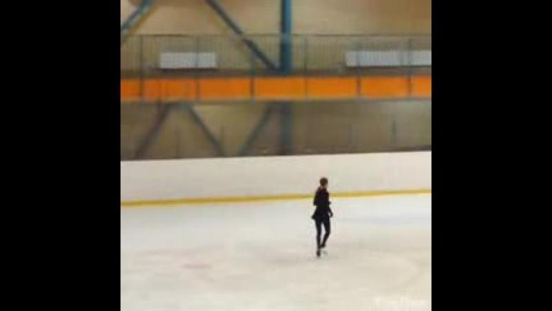 Julia Lipnitskaia 28.08.2015 (Low)
