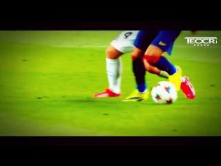 Неймар (Neymar Jr.) Голы, пасы, финты. 2015 г.