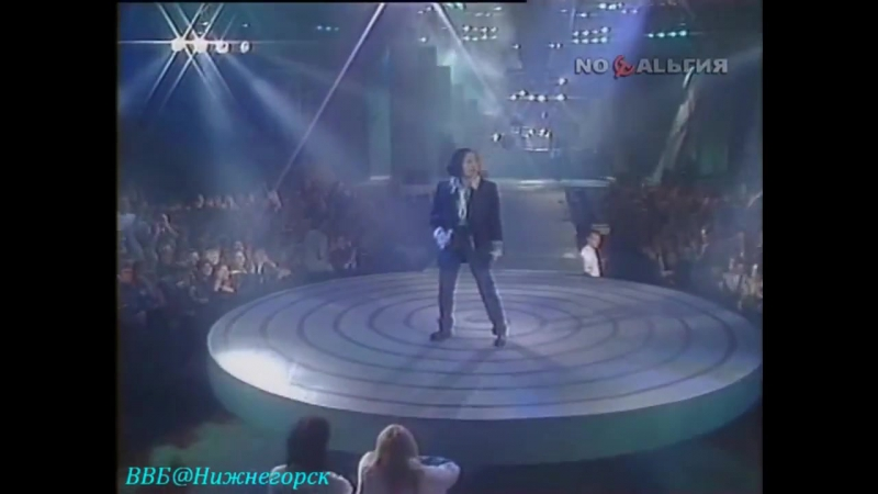 (1991) Gianna Nannini - Avventuriera (Live at Peter's Pop Show)