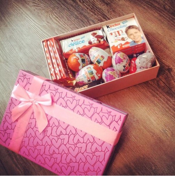 Коробка для сладостей своими руками
