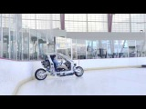 Yerba Buena Ice rink - Adaptive Control test