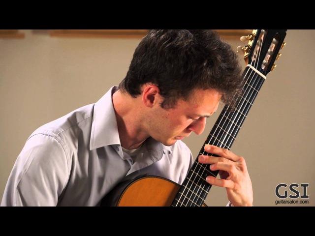 Piazzola 'Primavera Porteña' played by Jesse Freedman