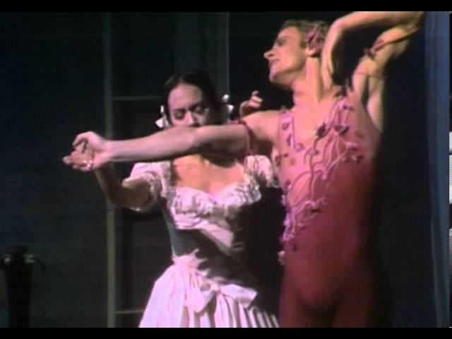 Mikhail Baryshnikov 1976 US tv debut at Wolf trap