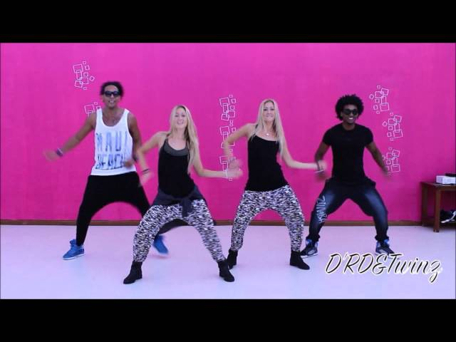 Zumba®Twinz Drd - Sonny Flame - Loca Pasion