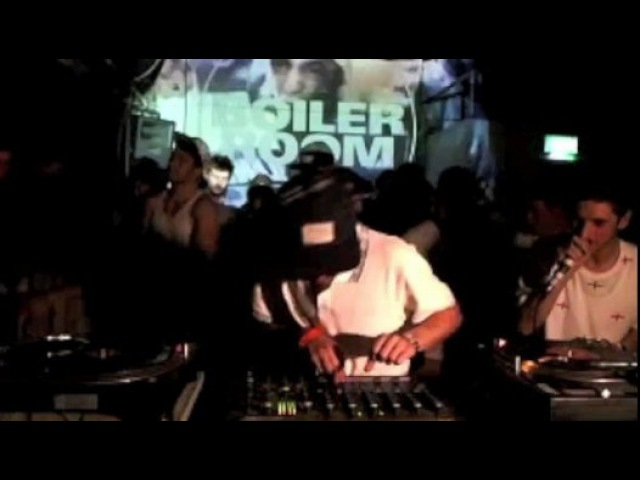 Oneman Asbo Boiler Room London DJ Set